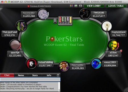 Marty mathis poker
