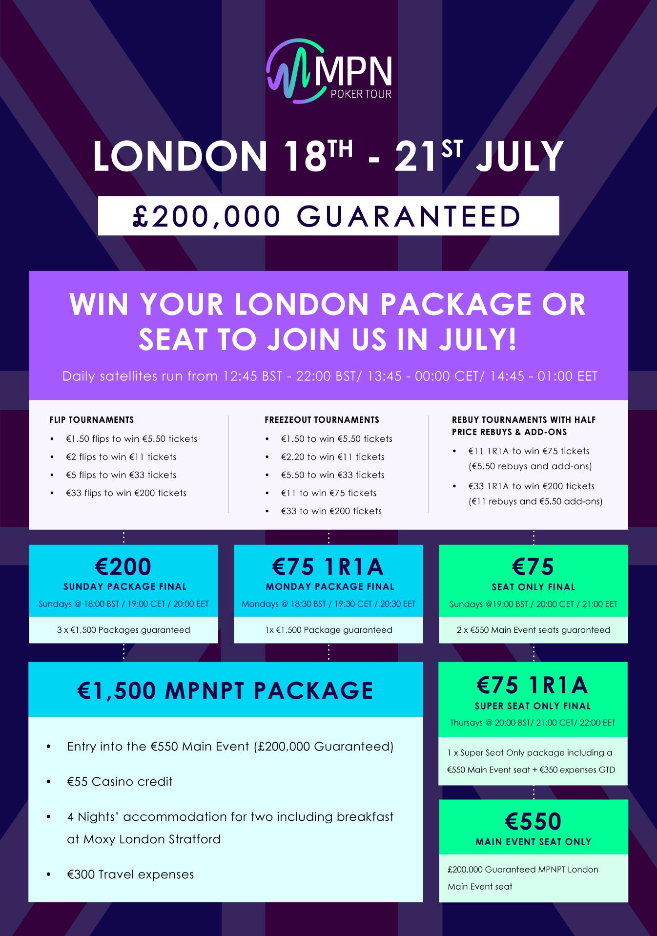 Juss ki freerollról a júliusi MPNPT Londonra!