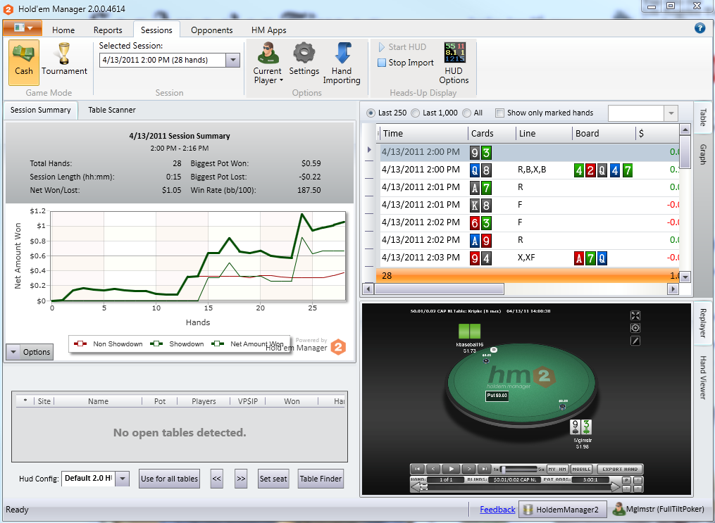 Holdem manager 2 races