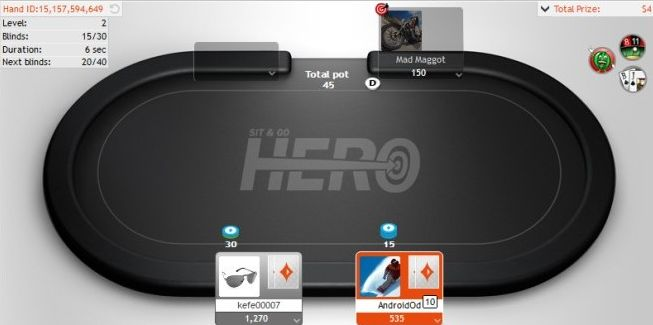Heads up poker arcade game for sale