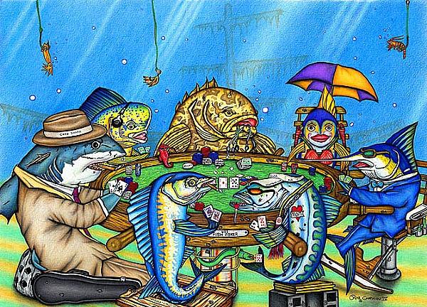 Poker types of fish