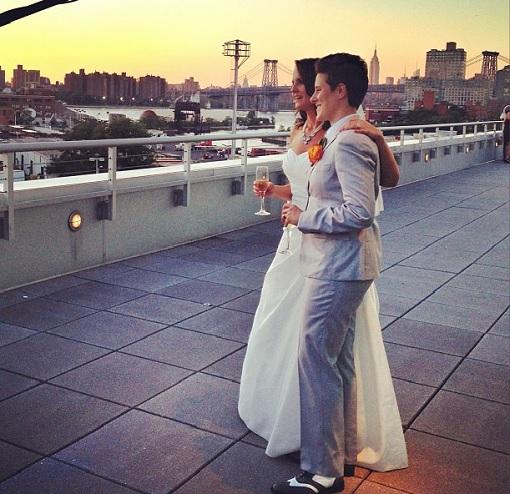 Selbst - Foster Wedding 3