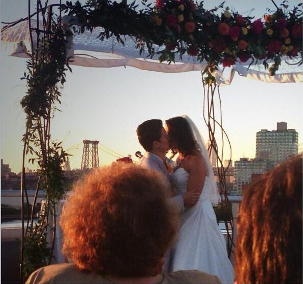 Selbst - Foster Wedding 4